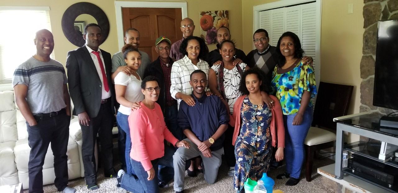Lakeview Sda Church Ethiopian Community At Lakeview Sda