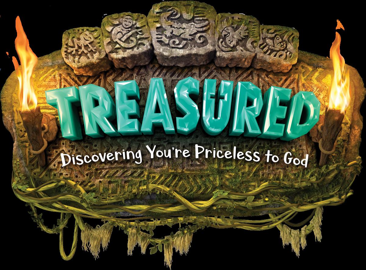God's Greatest Treasure Is YOU!