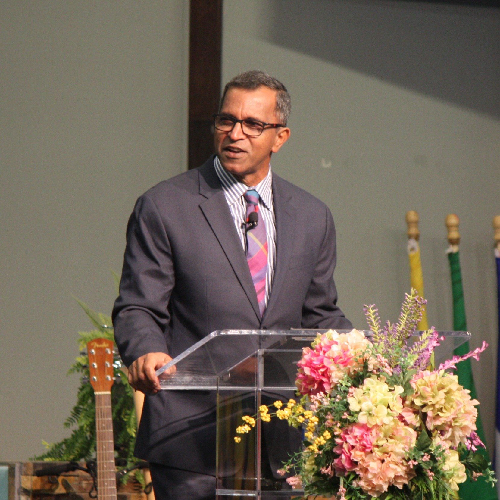 Pastor Sam Chetty